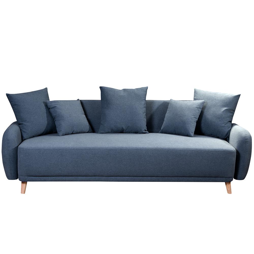 Sofa Cama Antonia 3c Gris
