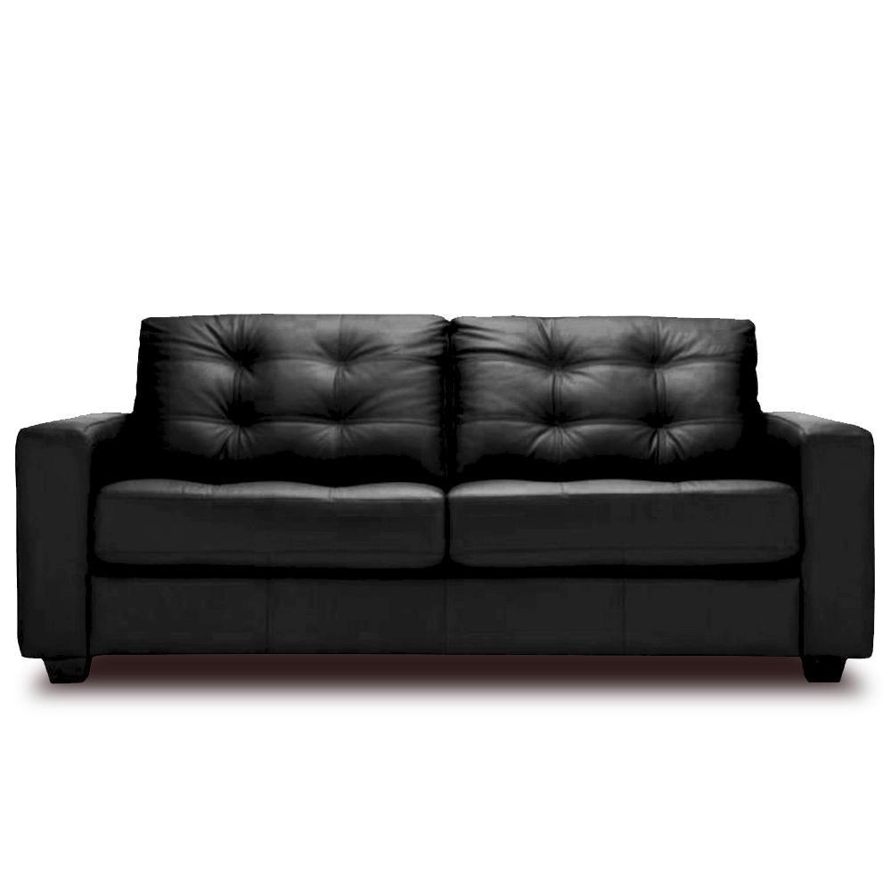 Sofá Monet 3c - Negro