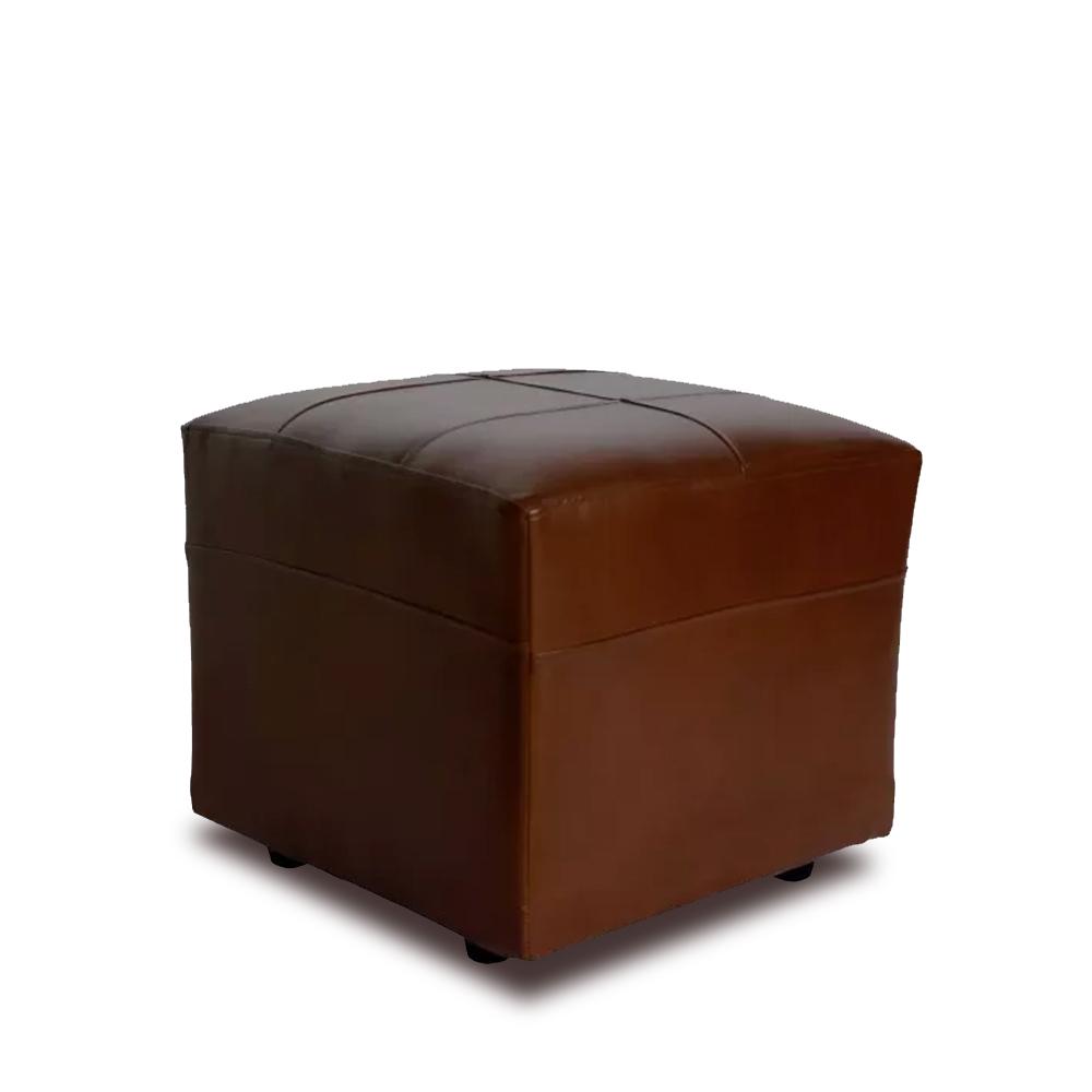Pouf Box - Tabaco