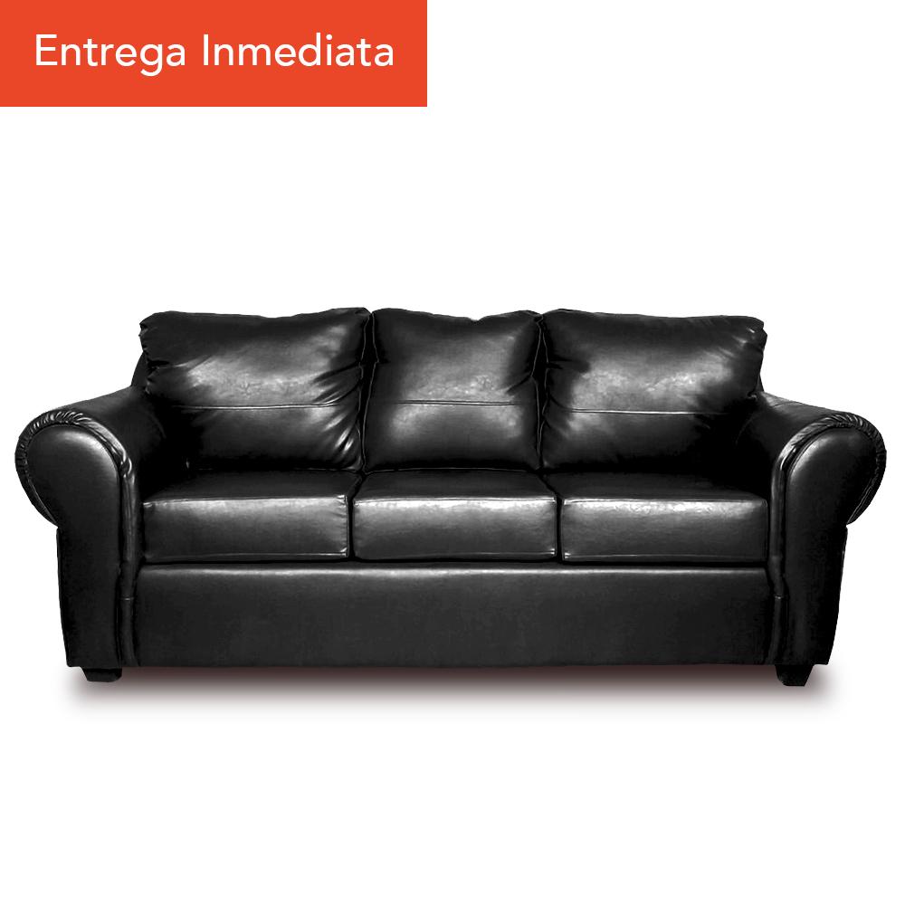 Sofá Patagon 3c - Negro