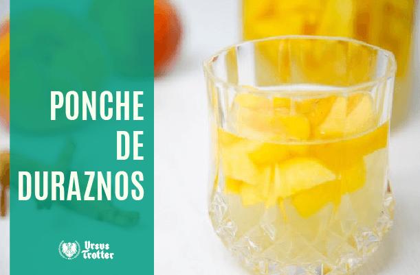 Ponche de Duraznos