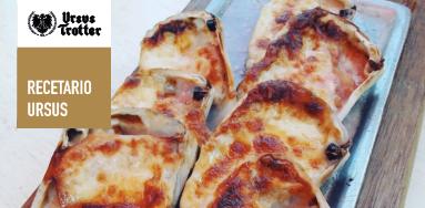 Machitas a la Parmesana