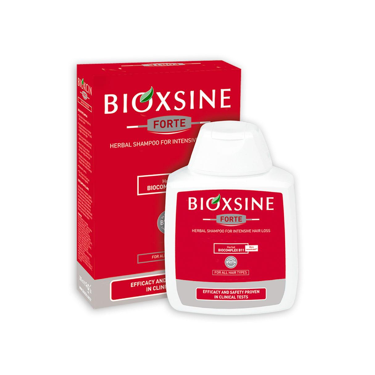 Bioxsine Shampoo Forte 300 Ml