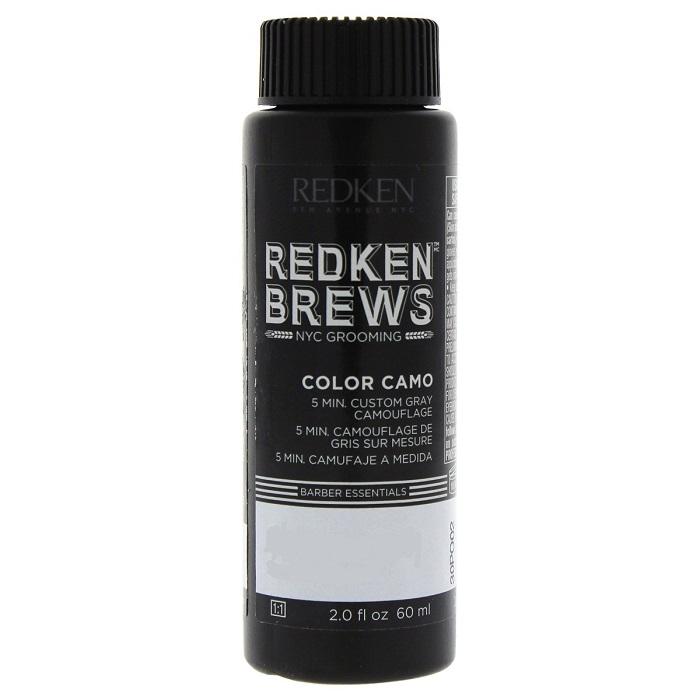 Tintura para hombres Brews ColorCamo Redken
