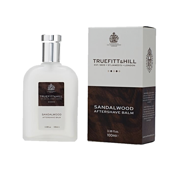 Aftershave Bálsamo Sandalwood Truefitt and Hill 100ml