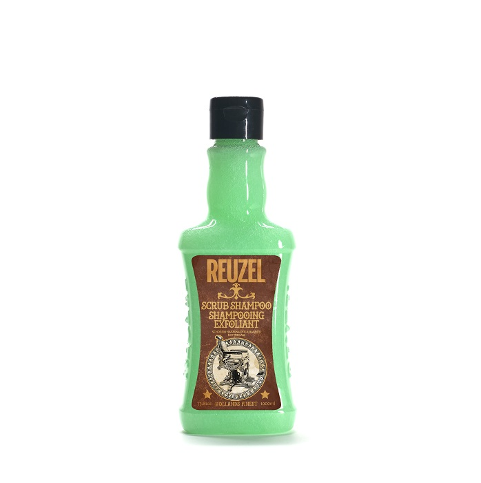 Shampoo Scrub Exfoliante Reuzel 1000ml