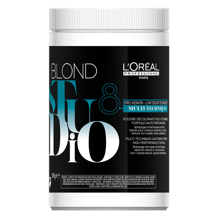 Decolorante Multi Techniques Powder 500Gr