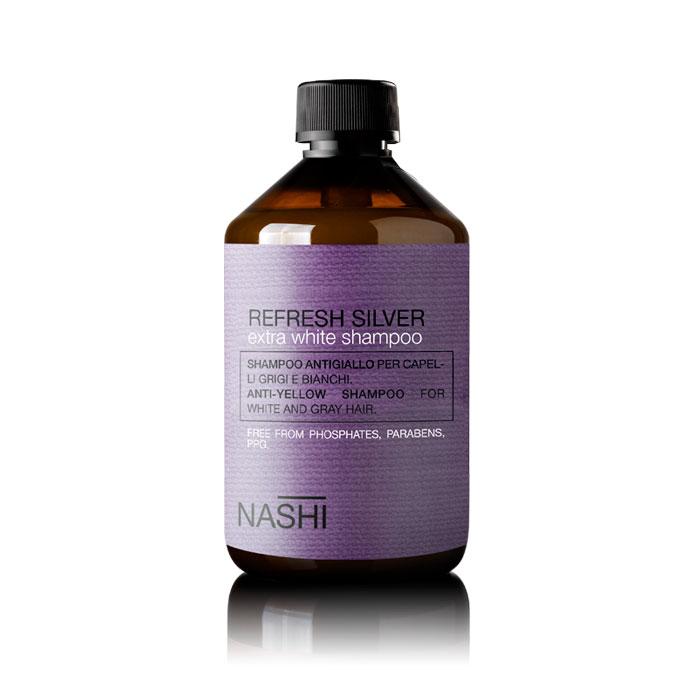 Shampoo Refresh Silver NASHI