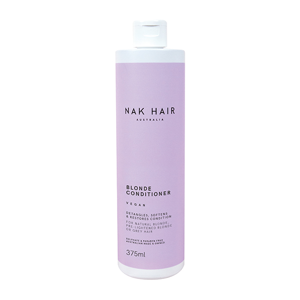 Blonde Conditioner NAK Hair 375 ml