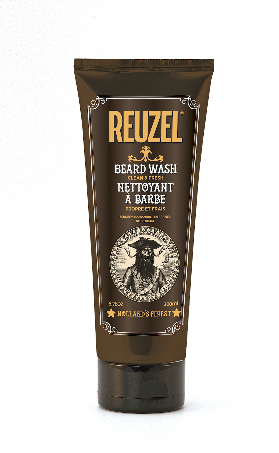 Jabón Barba Clean & Fresh Reuzel 200ml