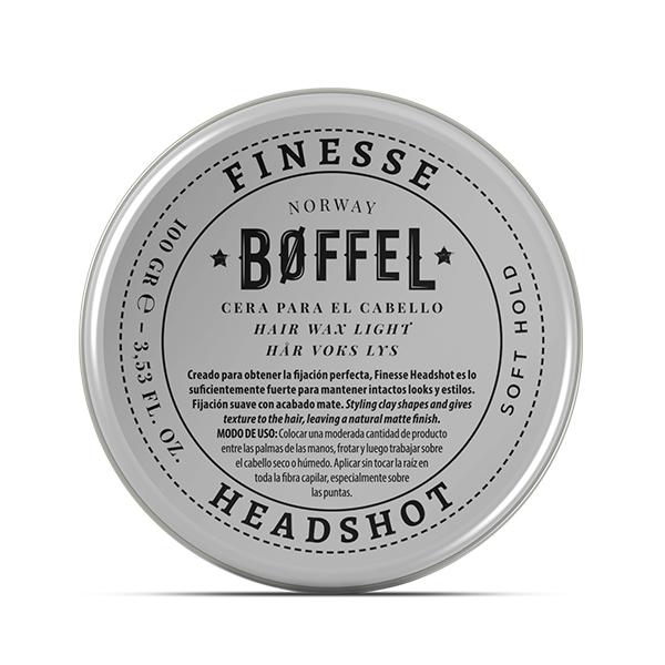 CERA BOFFEL FINESS HEADSHOT LIGHT 100GR