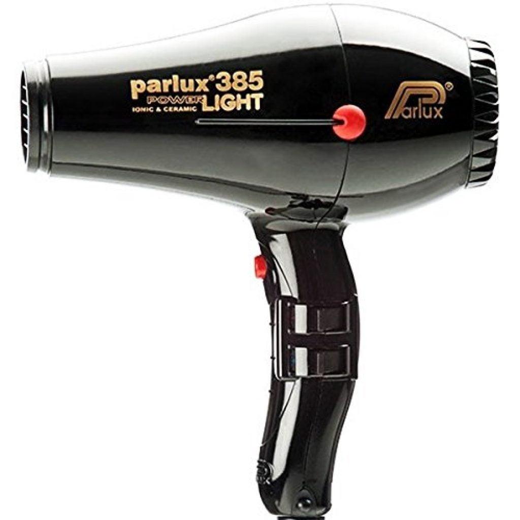 SECADOR PARLUX 385 I Y C POWERLIGHT BLACK