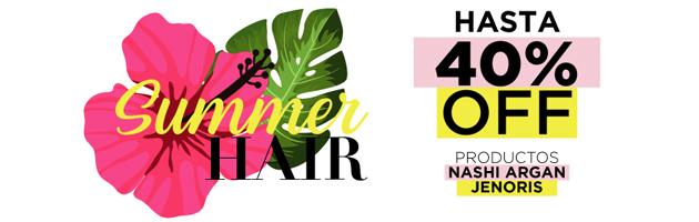 Logo Summer Hair