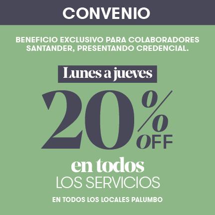 Convenio Colaboradores Santander