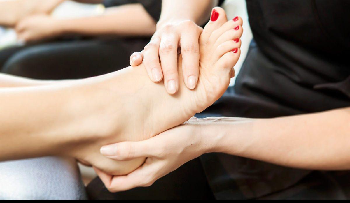 ¡Tus pies sanos todo el año!