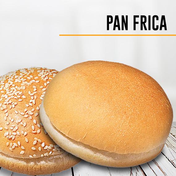 Pan Frica 10 cms 10 unidades