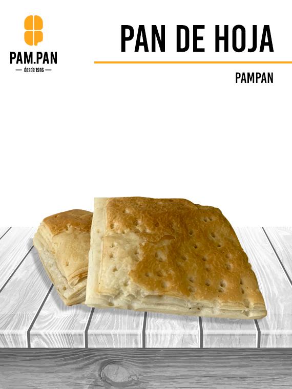 Pan de Hoja