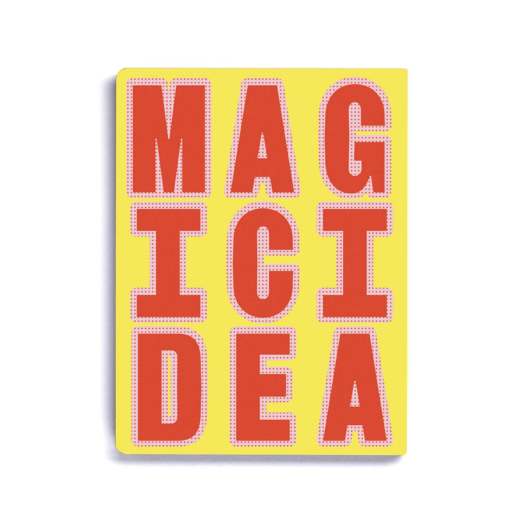 CUADERNO MAGIC IDEA