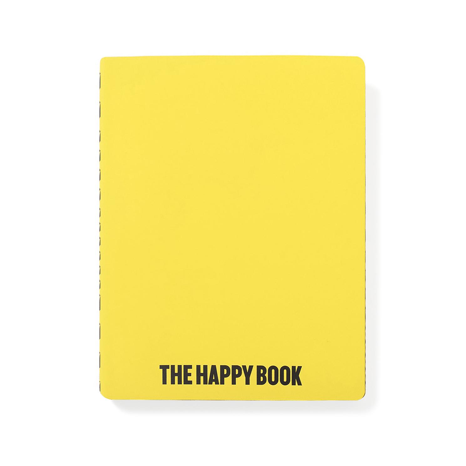 CUADERNO HAPPY BOOK