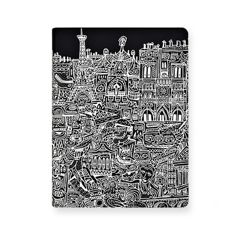CUADERNO PARIS