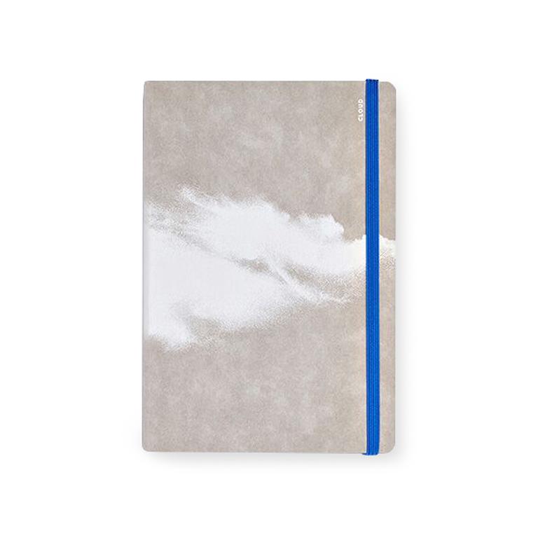 CUADERNO CLOUD BLUE