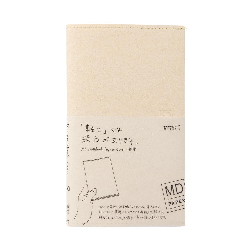 MIDORI PAPER COVER B6 SLIM