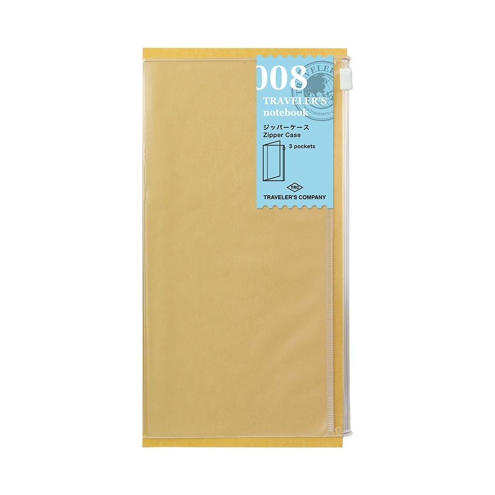 Refill Zipper Pocket 008 TRAVELER'S Notebook