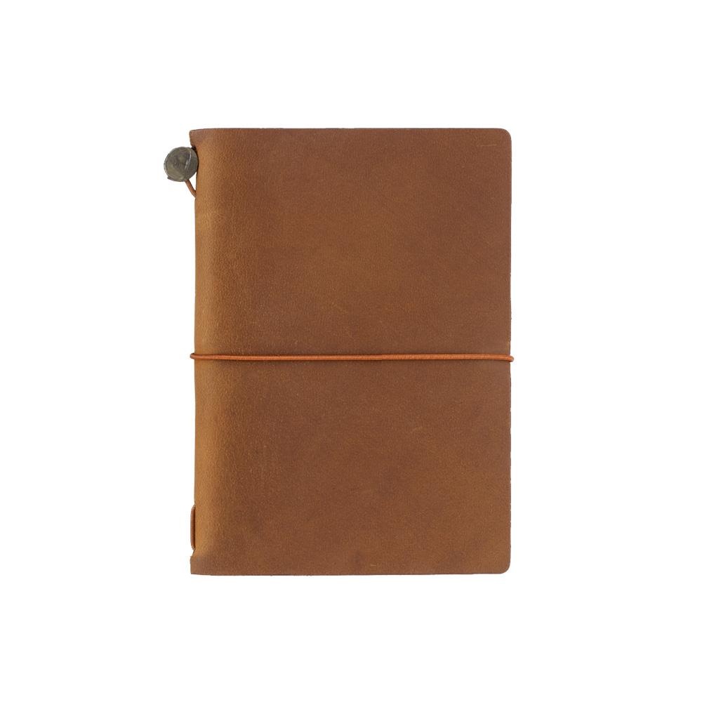 TRAVELER'S Notebook Passport Camel