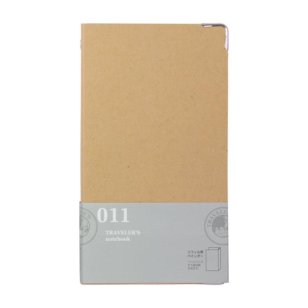 Carpeta refills 011 TRAVELER´S Notebook