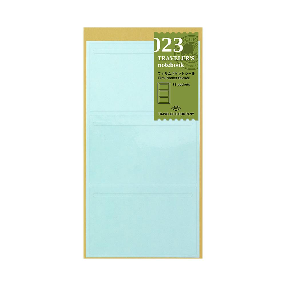 Refill Pocket Seal 023 TRAVELER´S Notebook
