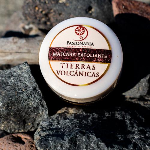 Máscara exfoliante Tierras volcánicas