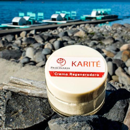 Crema Regeneradora Karité