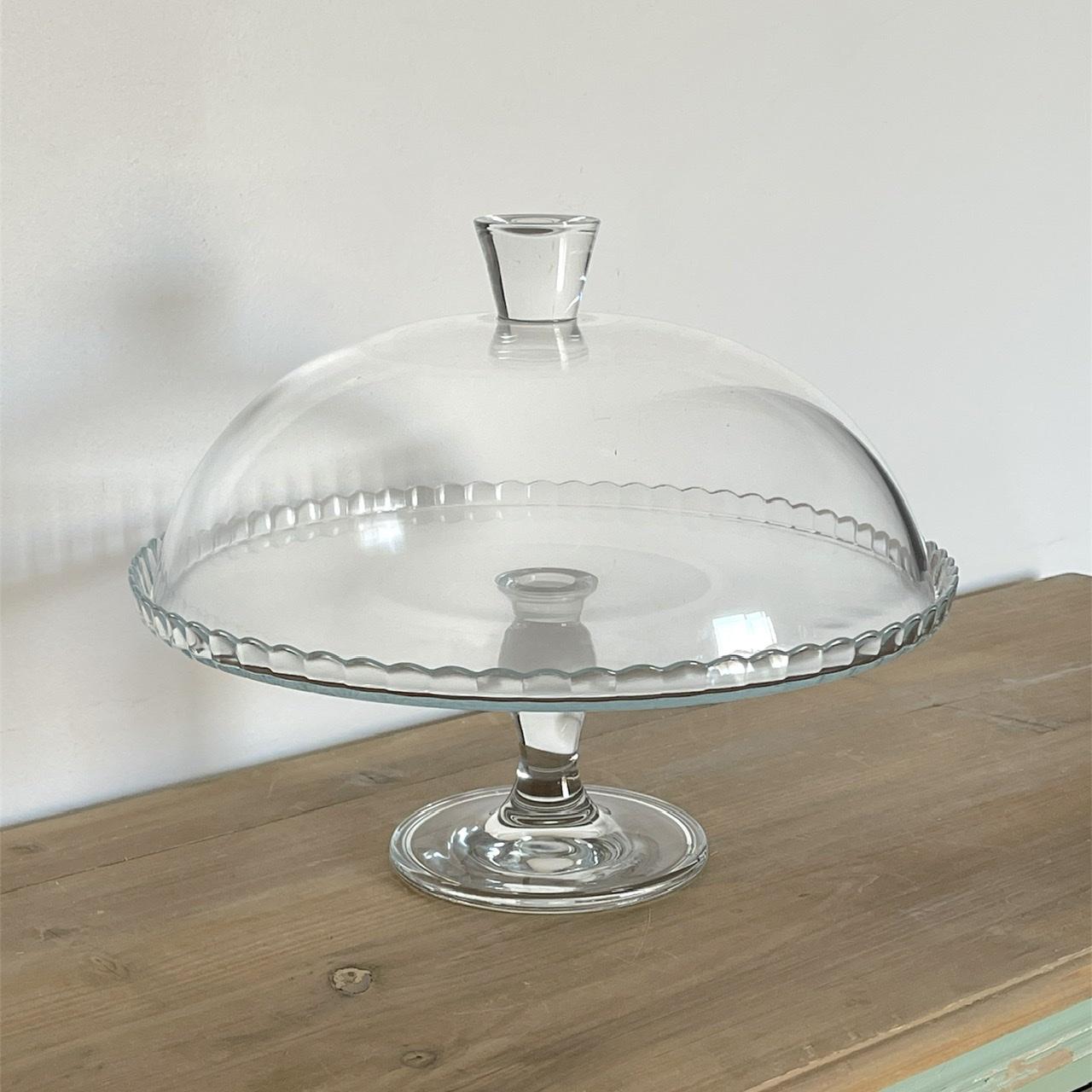 Tortero vidrio