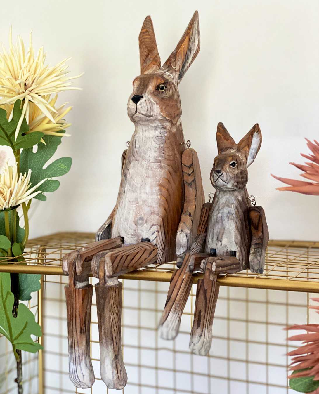 Conejo madera