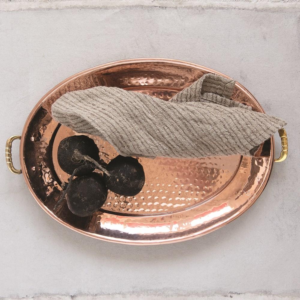 Bandeja cobre