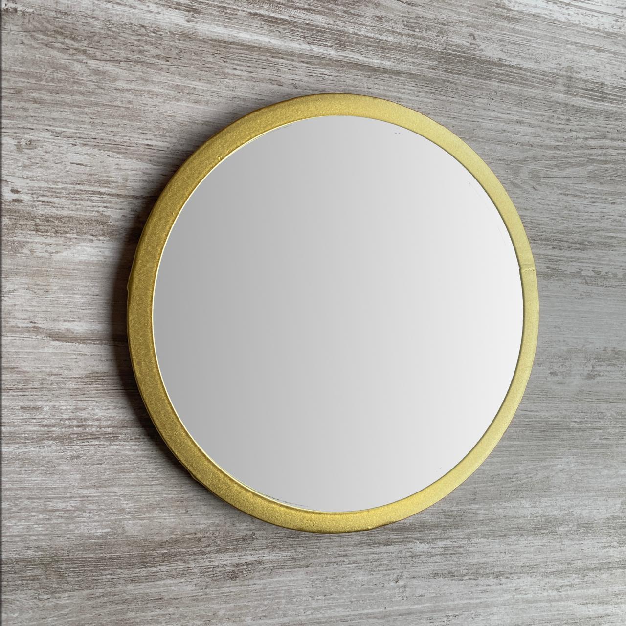 Espejo dorado