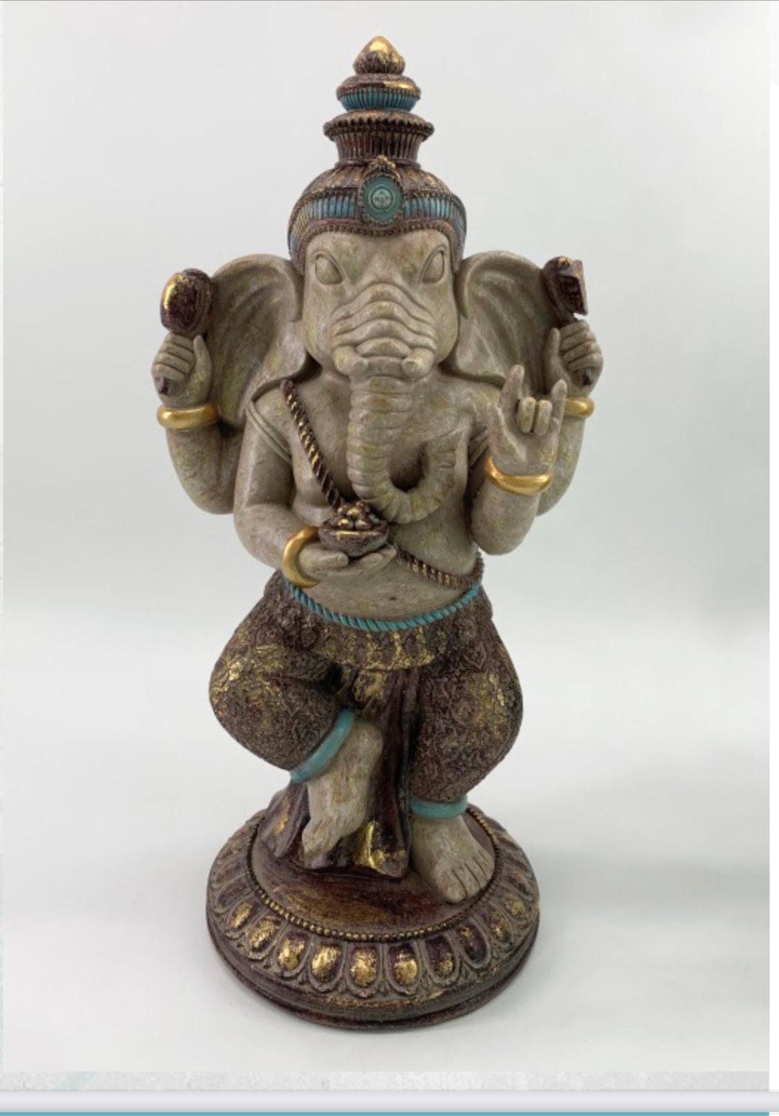 Ganesh resina