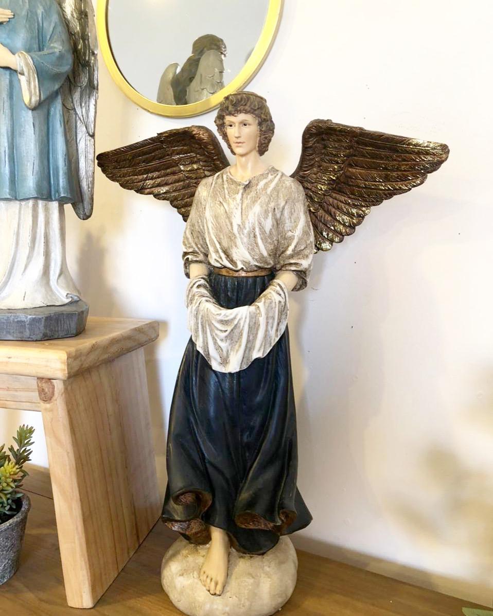 Angel resina