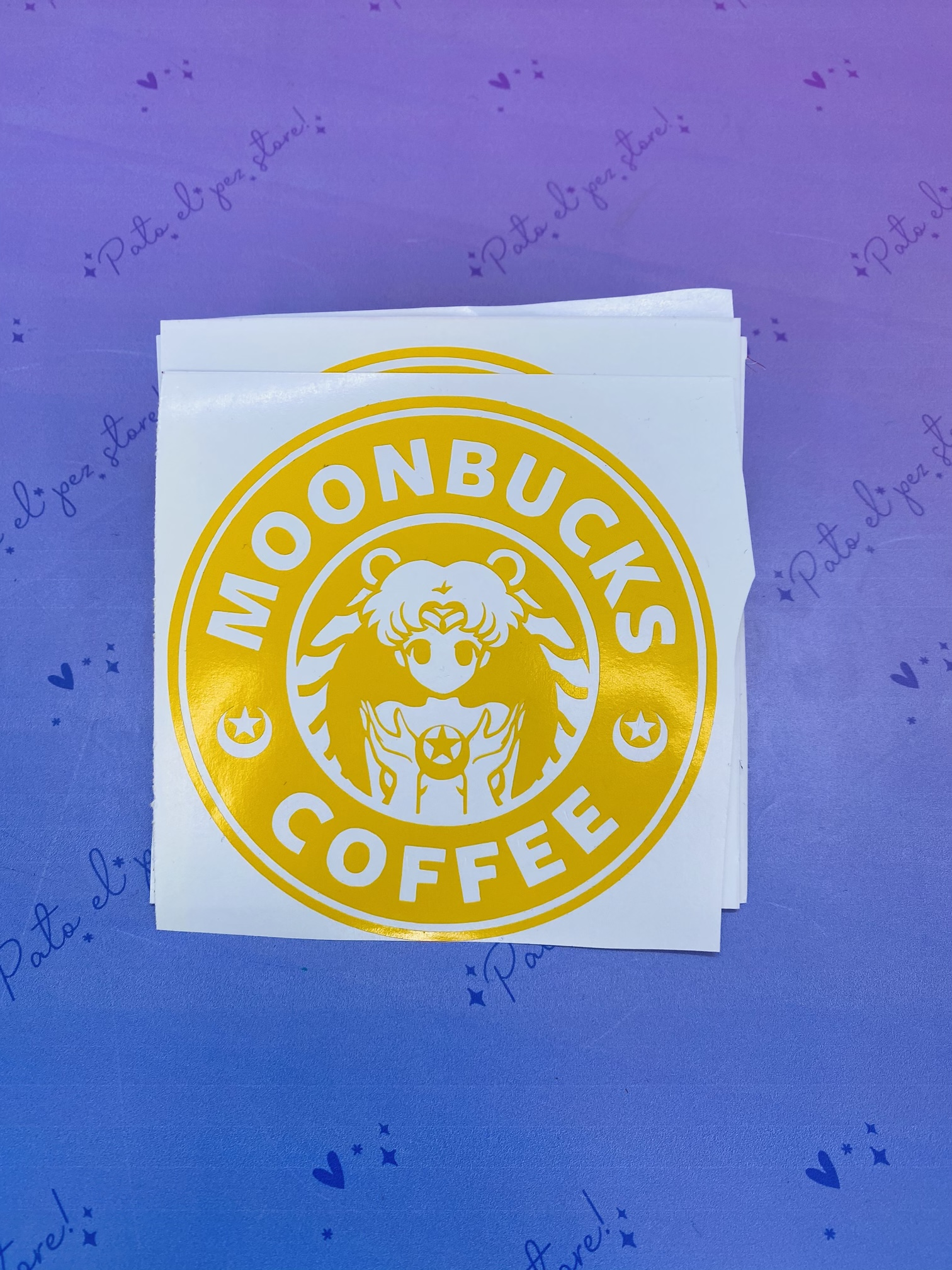 SAILOR MOON COFFE
