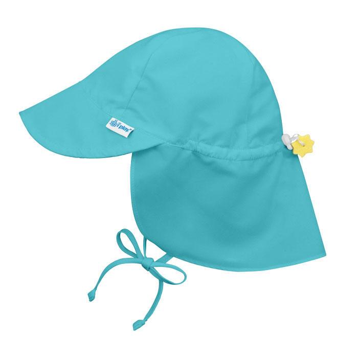 Sombrero Solid Flap Celeste Iplay
