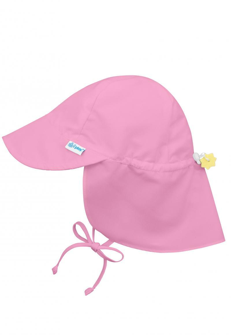 Sombrero Flap Rosado Claro Iplay