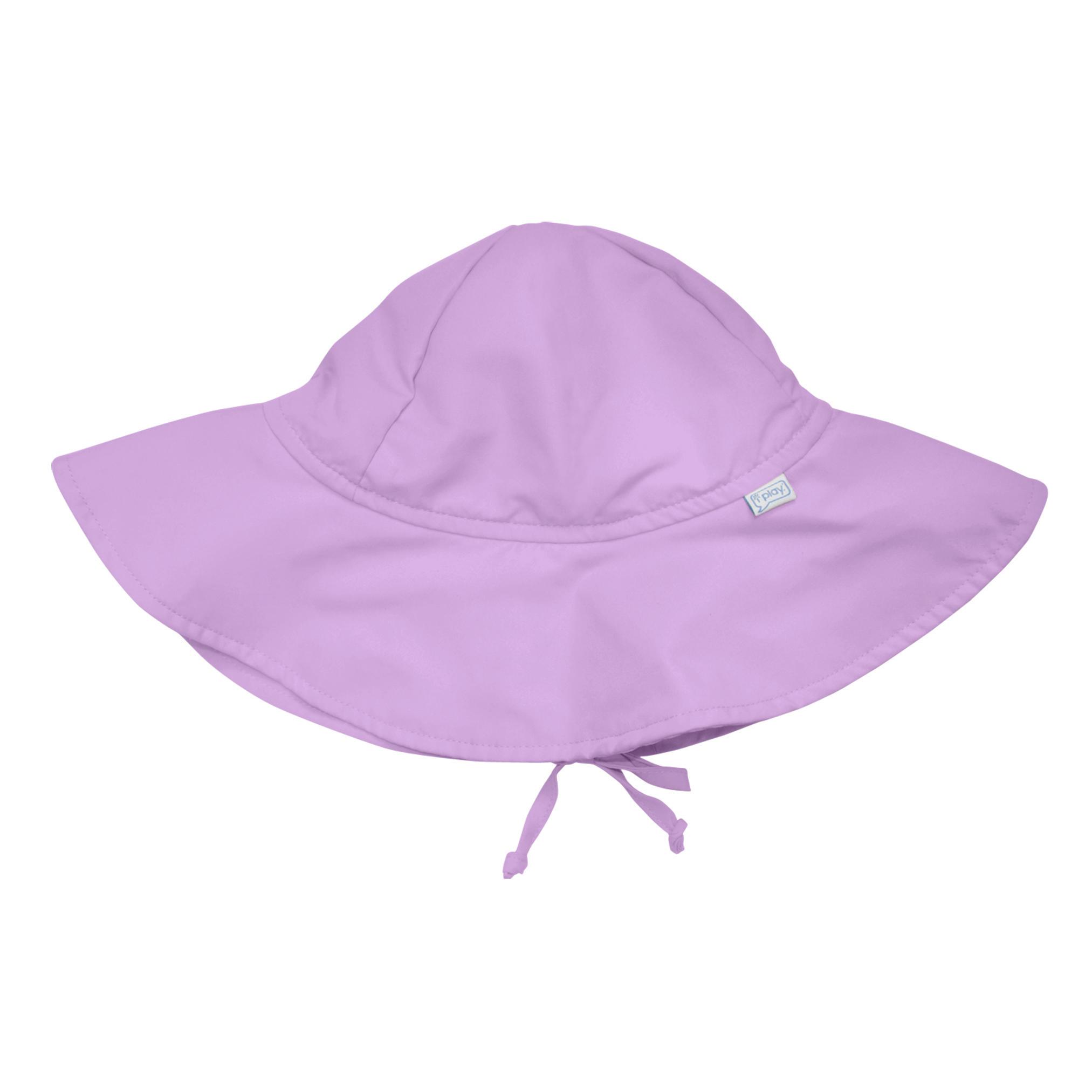 Sombrero Brim con Filtro UV Lavanda I Play