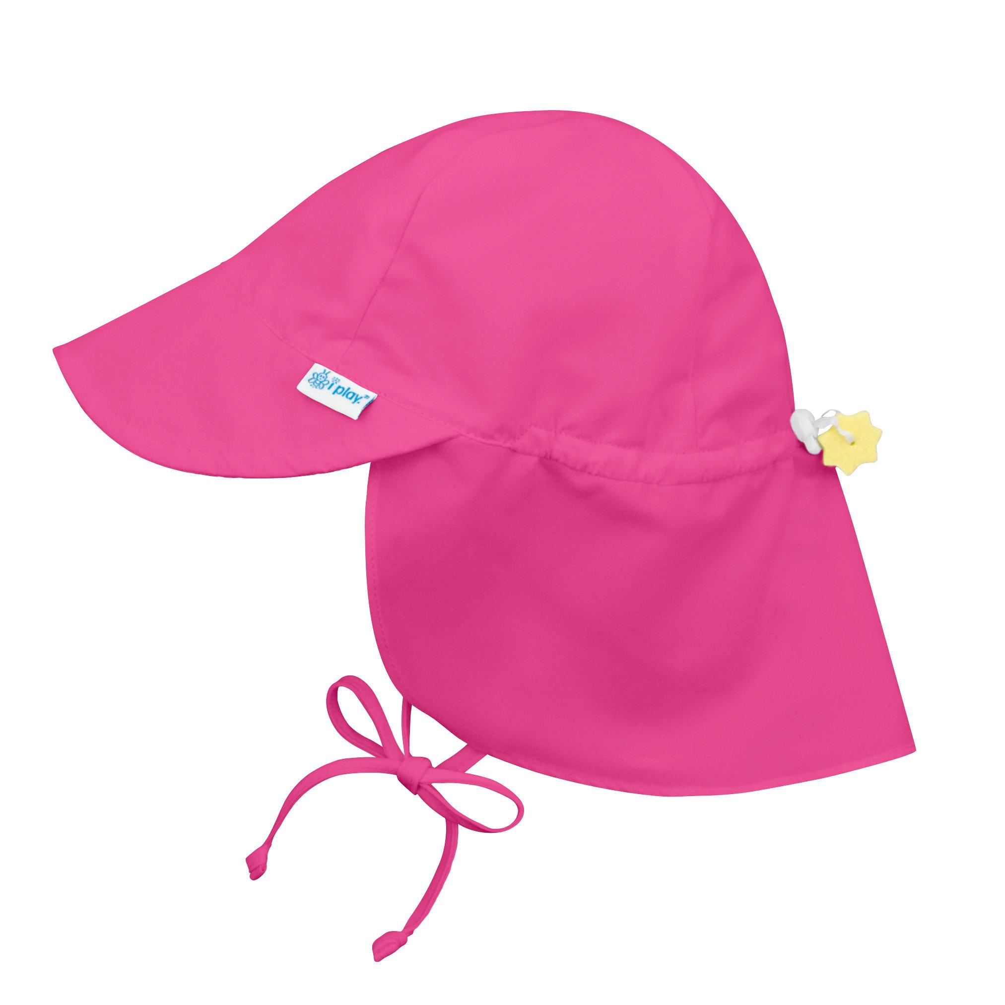 Sombrero Solid Flap Fucsia Iplay