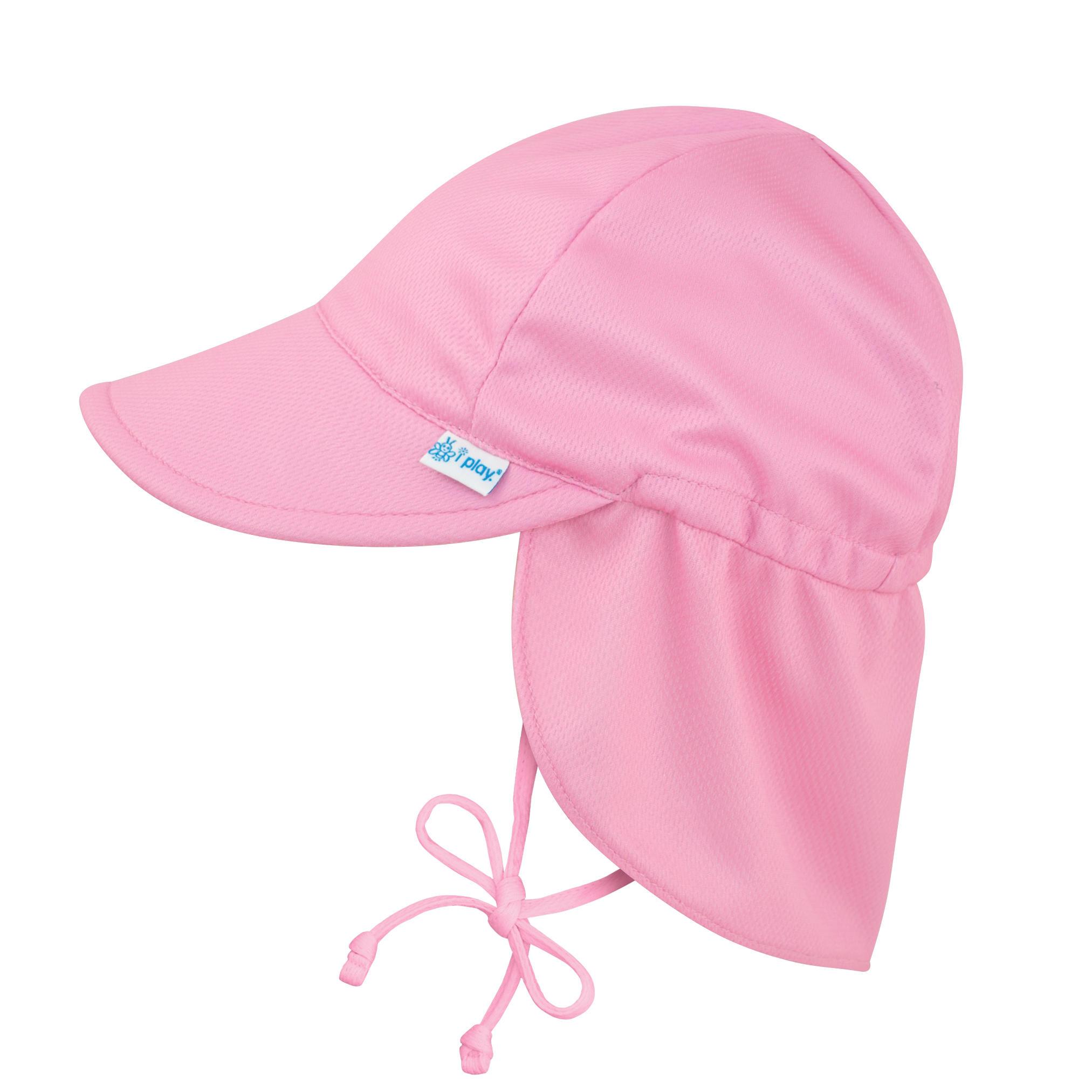 Sombrero flap BreathEasy Rosado