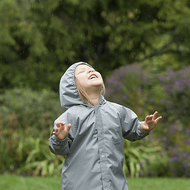 Disfruta la lluvia con nuestros impermeables