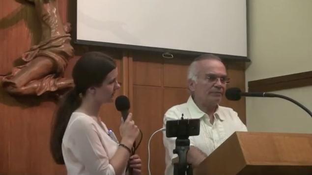VIDEO: Svećenički poziv i bračni poziv. Botinec - Zagreb. 17.06.2018 / 2 EURO = 8.000 COP