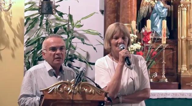 VIDEO: Svećenički poziv i uloga Bl  Djevice Marije u našem životu Crkva Presvetog Srca Isusova / 2 EURO = 8.000 COP