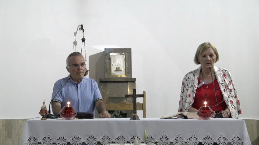 VIDEO: Euharistija kao najuzvišeniji čin koji se događa na kugli zemaljskoj. 16.07.2021 / 2 EURO = 8.000 COP