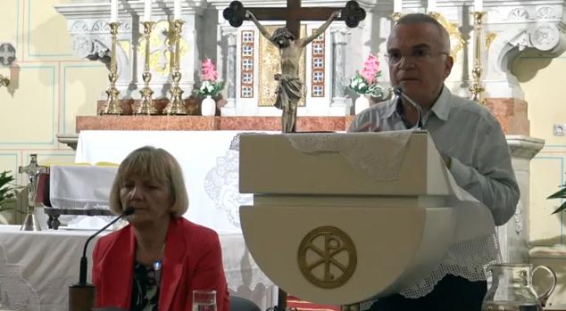 VIDEO: Sakrament euharistije Grižane 22.07.19 / 2 EURO = 8.000 COP