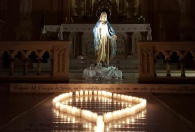 AUDIO: Marija, kraljica anđela. Jasenice. 09.08.2019. / 2 EURO = 8.000 COP